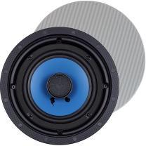 InwallTech TM6C 250 Watts in-Ceiling Speakers (Pair, White)