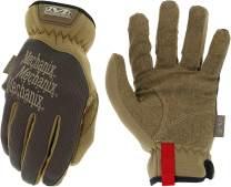 Mechanix Fastfit Glove Brown Medium