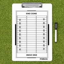 FORZA Coaching Clipboard | 13 Sports Available | Wipe Clean Tactic Board
