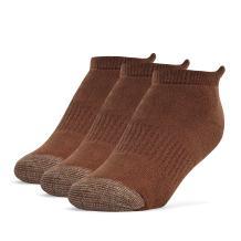 Galiva Boys' Cotton Extra Soft No Show Cushion Running Socks - 3 Pairs