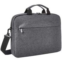 "Amazon Basics Urban Laptop and Tablet Case, 15"", Grey"