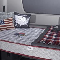 MOBILE INNERSPACE Truck Luxury Mattress, 38 by 75 by 6.5-Inch