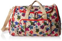 Vera Bradley Women's Lighten Up Ultimate Gym Travel Bag