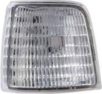 Dorman 1650202 Driver Side Marker Light Assembly for Select Ford Models