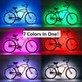 N&M Products Bike Wheel/Lights - Colorful Light Accessory for Bike - Perfect for Burning Man