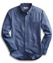 """Amazon Brand - Goodthreads Men's """"The Perfect Oxford Shirt"""" Slim-Fit Long-Sleeve Solid Shirt"""