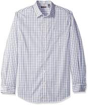 Van Heusen Men's Traveler Stretch Long Sleeve Button Down Shirt (Discontinued by)
