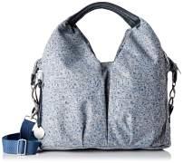 Lassig Green Label Neckline Daiper Bag Allover Fleur