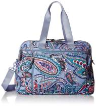 Vera Bradley Women's Lighten Up Weekender Travel Bag