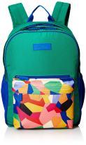 Vera Bradley Women's Lighten Up Large Colorblock Backpack