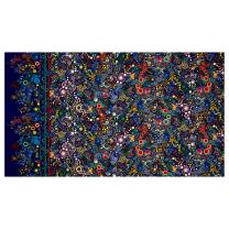 Robert Kaufman Kaufman Effervescence Single Border Fiesta Fabric By The Yard