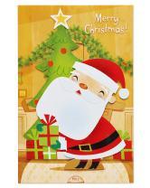 American Greetings Musical Christmas Card (Santa Claus)