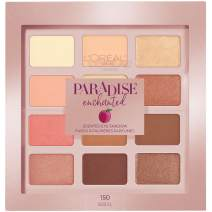L'Oreal Paris Paradise Enchanted Scented Eyeshadow Palette, 0.25 fl. oz.