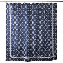 SKL HOME by Saturday Knight Ltd. Vern Yip Lithgow Shower Curtain, Blue