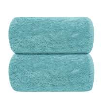 "Graccioza Egoist Bath Sheet (41"" x 72"") - Aruba - Made in Portugal, 800-GSM, 100% Egyptian Giza Cotton"