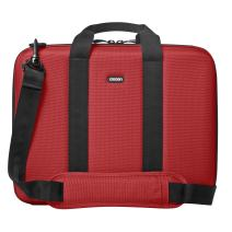 "Cocoon CLB403RD Murray Hill 16"" Laptop Case includes GRID-IT! Accessory Organizer (Racing Red)"