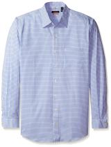 Van Heusen Men's Big and Tall Traveler Stretch Long Sleeve Button Down Non Iron Shirt