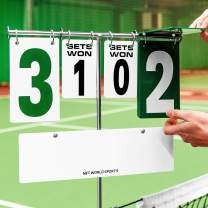 Vermont Professional Tennis Scoreboard - Compatible with All Tennis Posts
