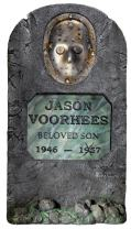 Rubie's Friday The 13th Jason Voorhees Headstone Decoration