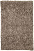 "Jaipur Living Flux Shag Solid Brown Area Rug (3'6"" X 5'6"")"