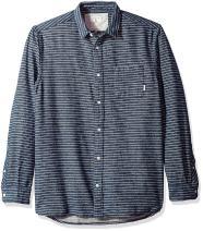 Quiksilver Men's Long Crossed Tide Shirt