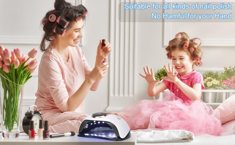 Salon Quality Nail Treatments at Home