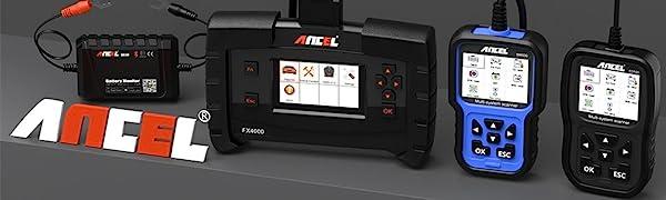 scan tool,diagostic tool,ancel fx4000,code reader,obd2 scanner