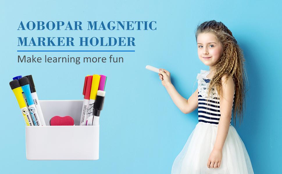magnetic marker holder
