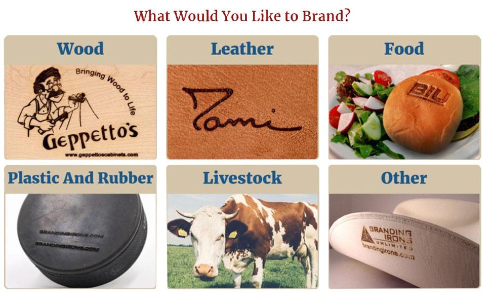 what would you like to brand?