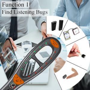 Hidden Camera Bug Detector