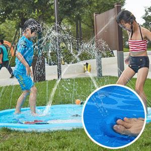 sprinkler for kids splash pad baby slide