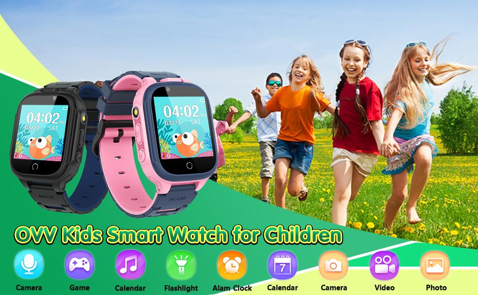 kids game watch