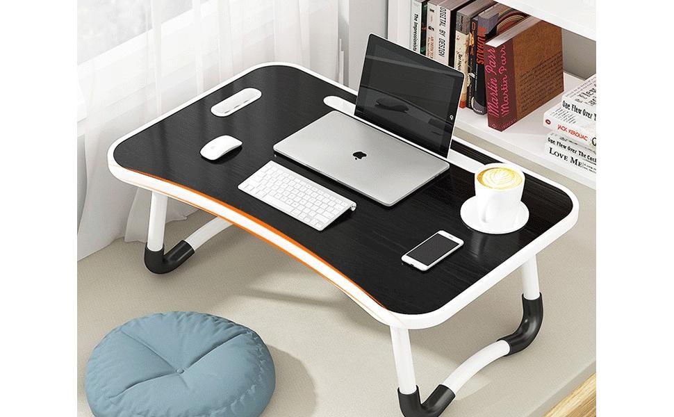 Laptop desk for work