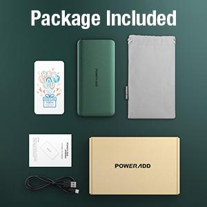 power bank for iphone 20W PD 3.0 QC 3.0 power bank
