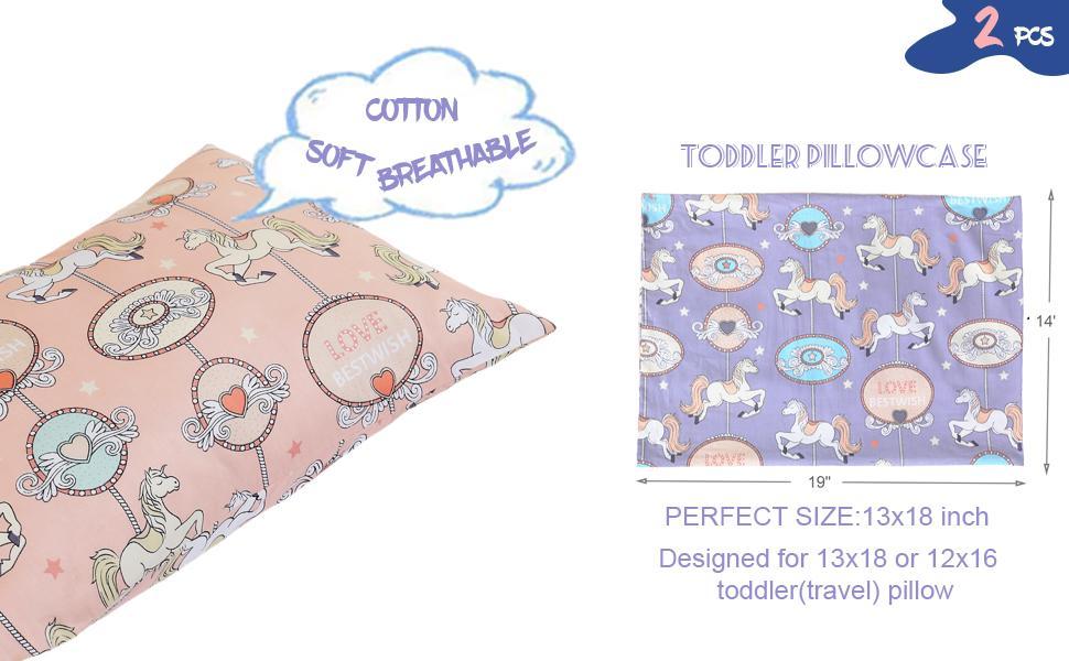nursery pillowcase