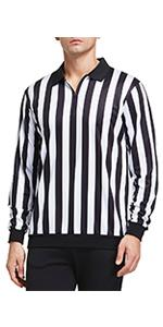 long sleeve referee shirt