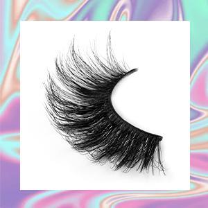zenotti 3d false eyelashes fluffy volume fake lashes pack 40 pairs wholesale bulk long lashes pack