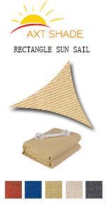 triangle sun shade sail