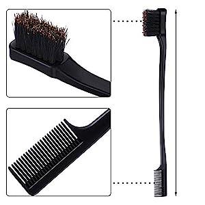 hair brush hairbrush styling curly detangling blow drying defining curls 9 rows women thick hair