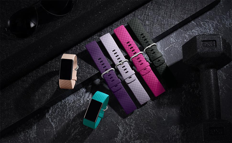 Bands for Fitbit Charge 4/ Charge 3/ Charge 3 SE