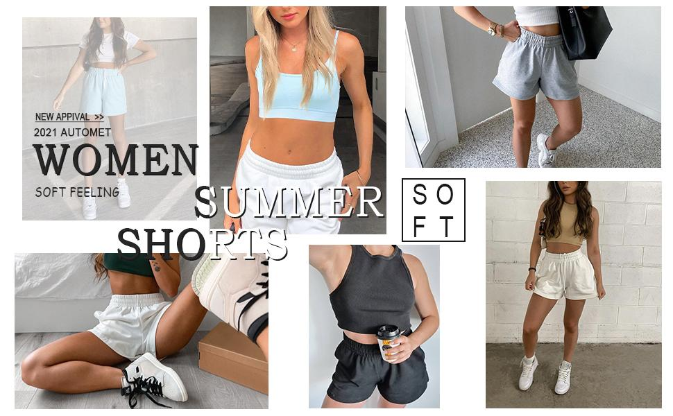 AUTOMET CASUAL SUMMER SHORTS