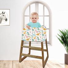 colours dinosaur print feeding chair cover