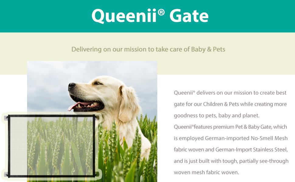 Queenii Gate