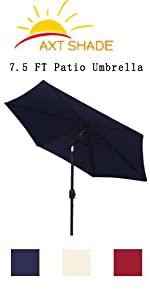 7.5ft table umbrella