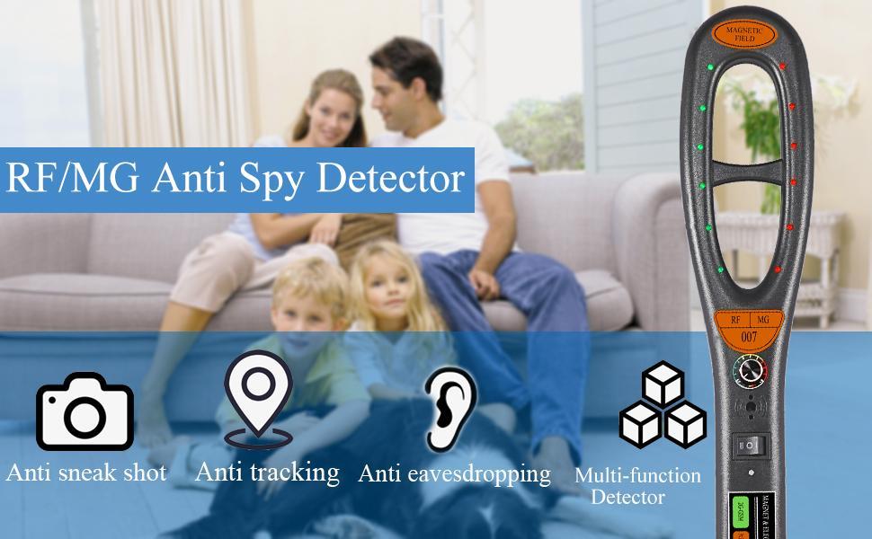 GPS Bug Detector