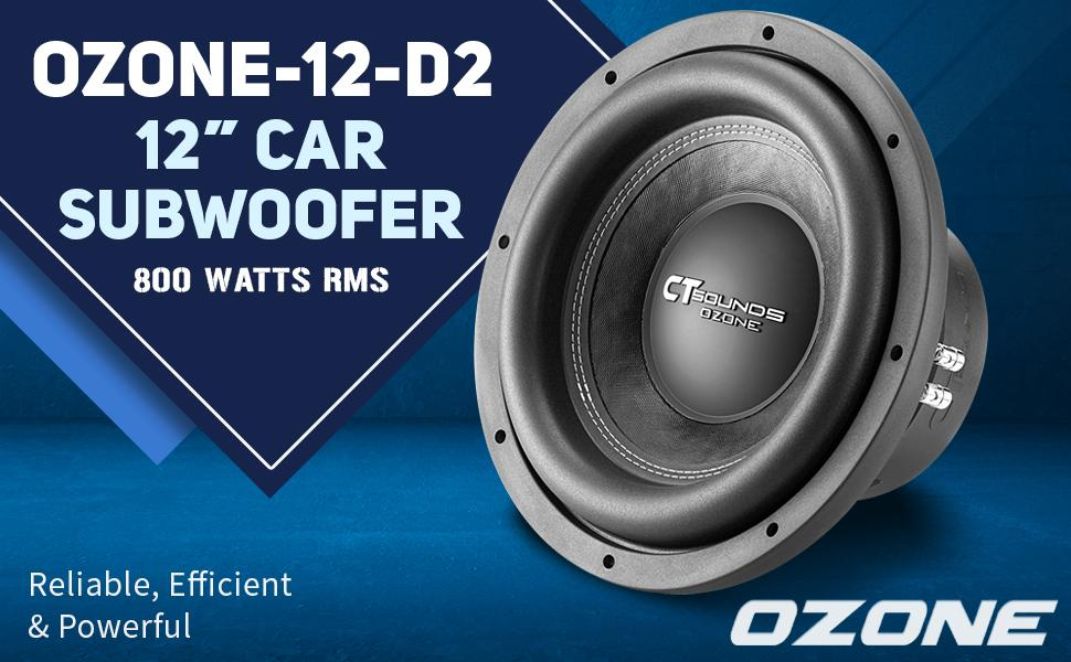 12 subwoofer speakers for cars car audio powered subwoofer compact sub 12 inch woofer 1600 watt