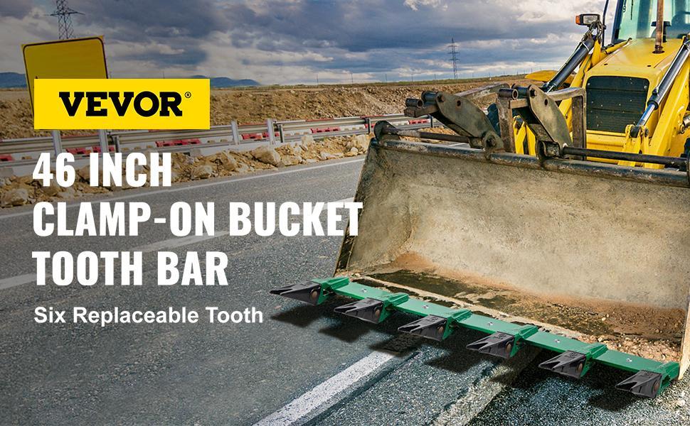 tractor bucket teeth