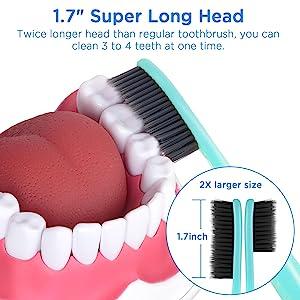 long toothbrush