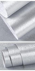 Silver Stainless Steel Foil