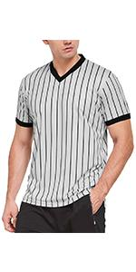 Wresting referee shirt